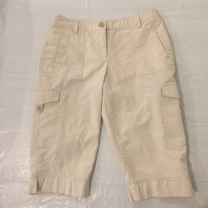 Izod Women's Capri Pants Women's Size 8